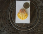 Quality Kauai Sunrise Shell Pendant - Classic Color White And Creamy With Pink