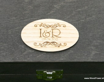 Personalization with Laser Engraving Version 2 (Custom Order)