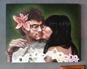 Customized Portrait Paintings