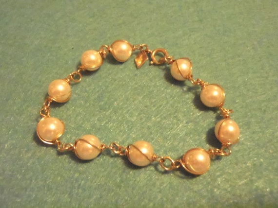 Pearl Bracelet by Sarah Coventry