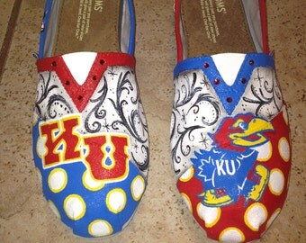 Hand paitned TOMS