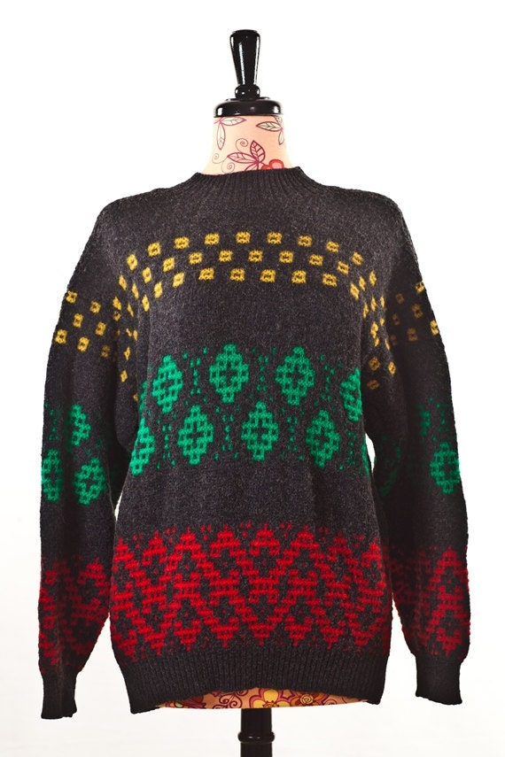 80s United Colors Of Benetton Sweater