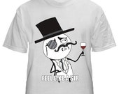 Like A Sir Rage Face Meme T-Shirt (Buy 5 Get 1 FREE, can be combined with other models)