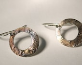 Silver earrings ,lightweigh pair of earrings