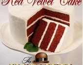 The Brown Derby - Delicious Red Velvet Cake. Moist texture, flavorful, party food.