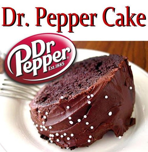 Classic Dr Pepper Cake Recipe
