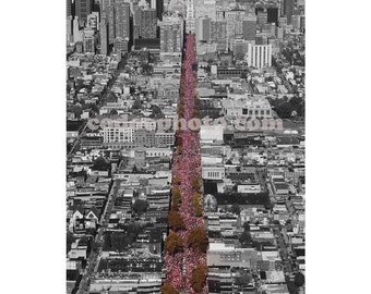 2008 Philadelphia Phillies Parade Print