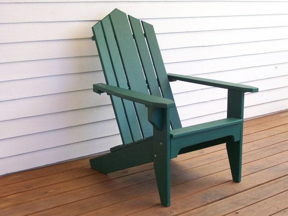 Adirondack Chair, Wood Deck Chair, Outdoor Wood Chair, Wood Furniture,Deck Chair, Patio Chair, Adirondack Furniture, Garden Furniture