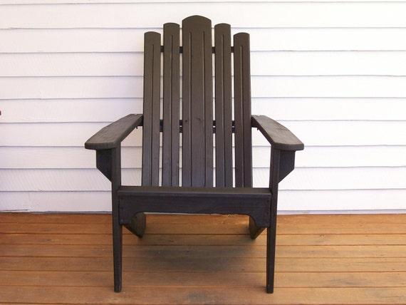 Adirondack Wood Chair Wood Adirondack Chair Outdoor