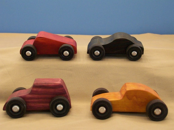 Paint Your Own Wooden Car Children S