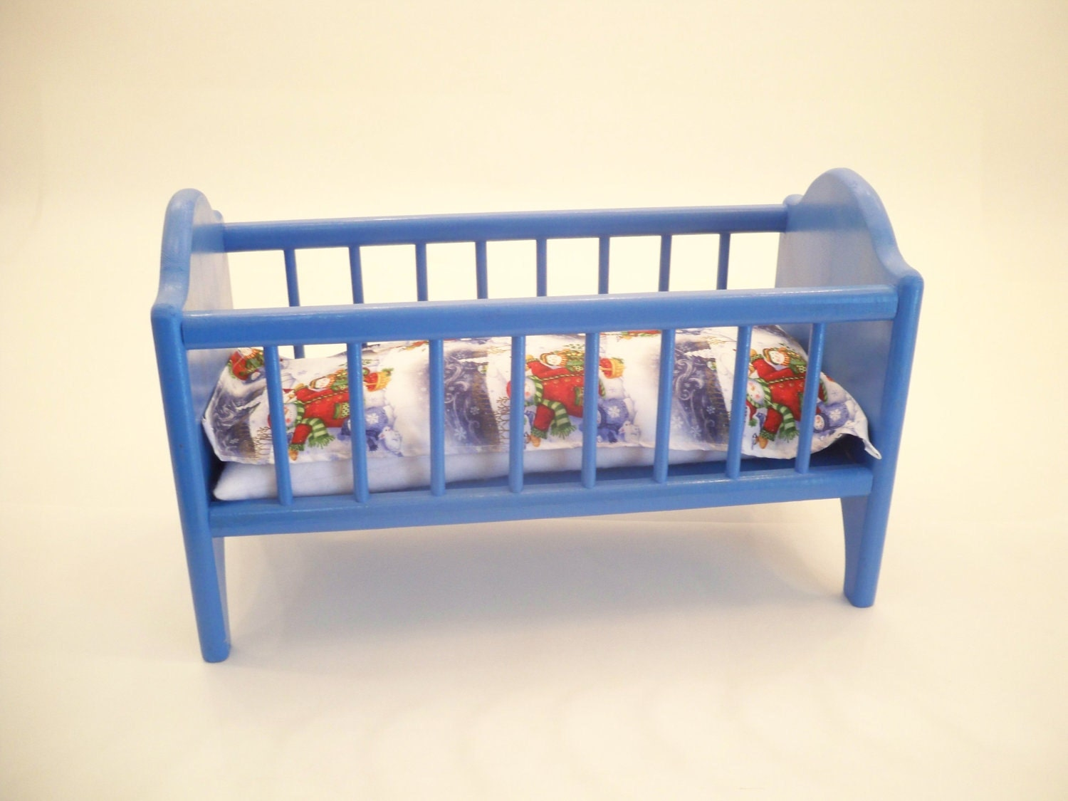 Marvelous photograph of Wood Doll BedBaby Doll Crib 18 inch Doll Crib by HummelCreations with #A1792A color and 1500x1125 pixels