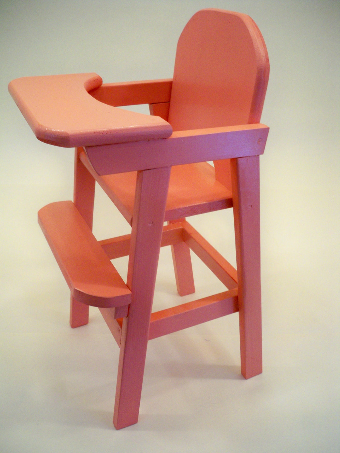 Wooden baby high chair - Like This Item