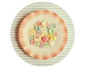 Pastel Buttons love