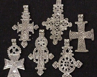 Coptic Cross Collection