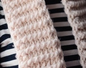 Extra Long Crochet Cowl