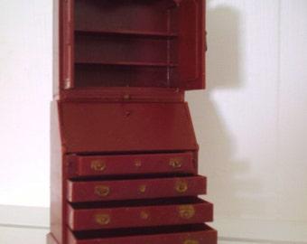 Little Hostess Dollhouse Desk, by Marx