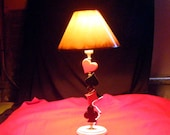 Playing Card Suits Lamp