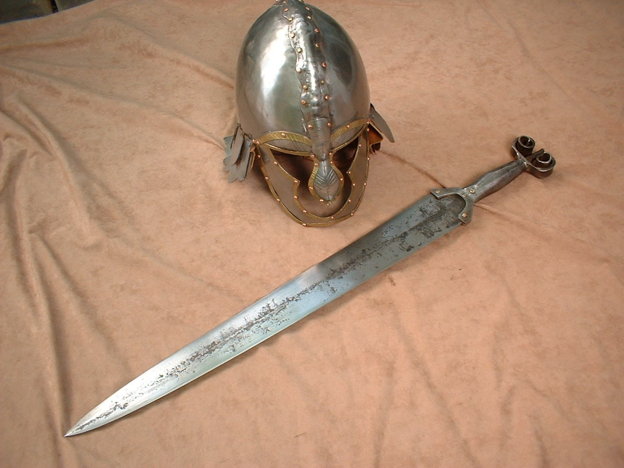 celtic sword: