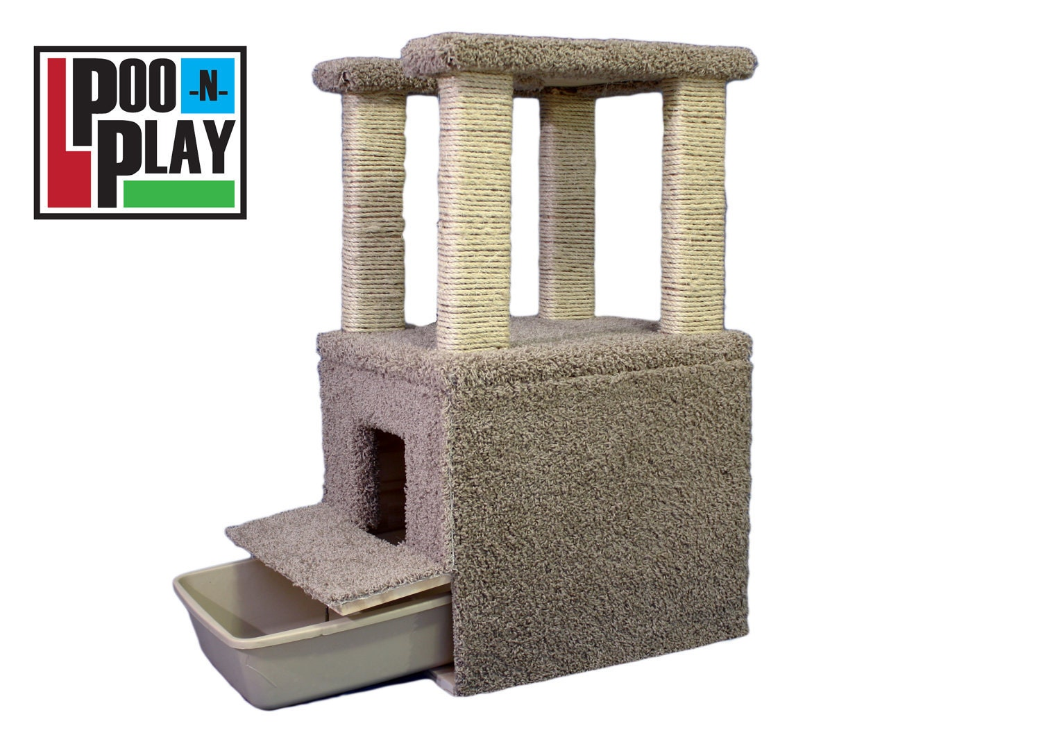 Kitty Litter Boxes Furniture