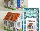 3D BrightSea Village 1 Cherry Tree Cottage