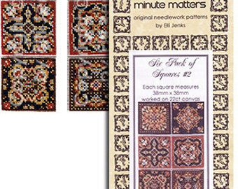 Dollhouse Cushions Pattern 2 by Minute Matters