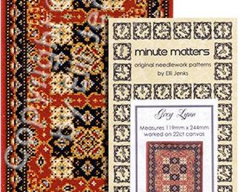 Dollhouse Carpet Pattern - Grey Lynn