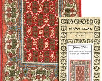 Dollhouse Carpet Pattern - Queens Drive