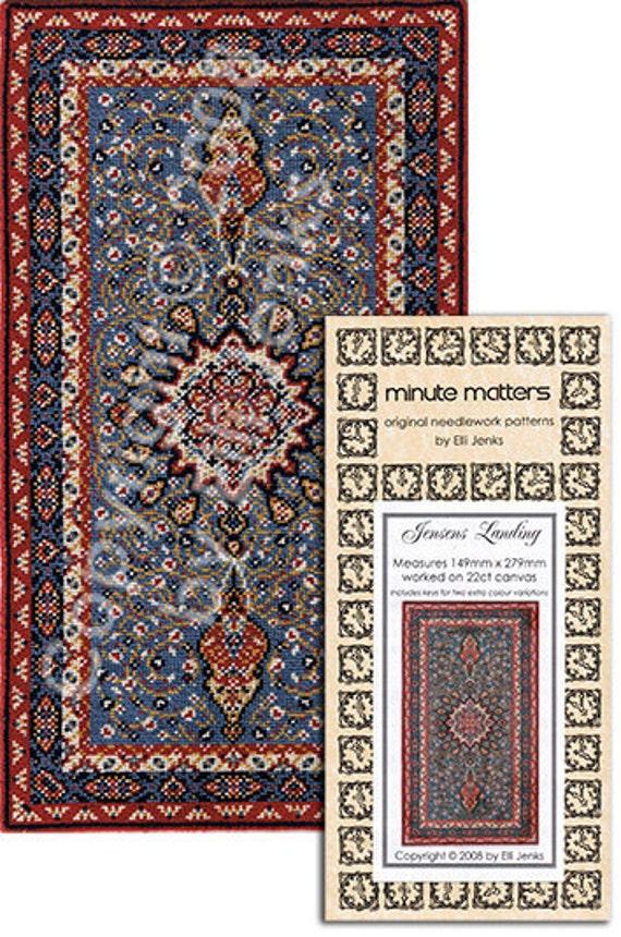 Dollhouse Carpet Pattern - Jensens Landing
