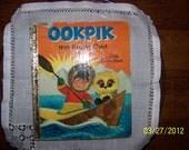 OOKPIK Little golden book
