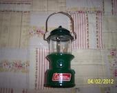 Sale Vintage Avon  Coleman Lantern 1970 Wild Country Cologne for Him Man Cave Decor