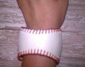 Great Baseball Spirit Cuff Bracelet
