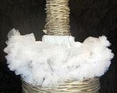 White Pettiskirt - Newborn
