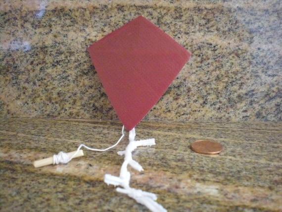 Dollhouse Miniature Kite