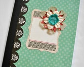 Altered Notebook Journal
