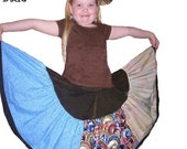 Jenny Twirl Skirt and Top