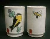 Goldfinch cup.