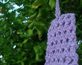 lilac pouch