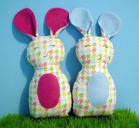 Lovely Lil Bunny PDF Sewing Pattern