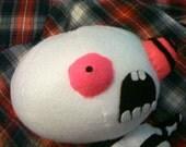 """Skeletal Simon - 12"""" Handmade Skeleton Doll"""