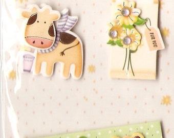 Handmade Paper Stickers
