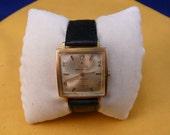 "SWISS ULTRA Rare ""ARETTA""  wrist watch   1940-1960 Perfect condition"
