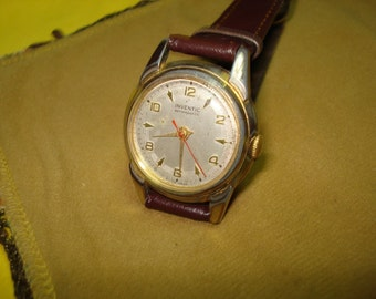 "Swiss  Rare ""INVENTIC""  wrist watch Ultra rare 1930-1940 very good condition"