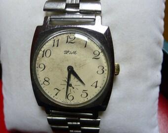 "USSR  ""ZIM-POBEDA"" wrist watch 1960-70 interesting  Rare Very Good"