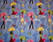 Rainy Day -Alexander Henry Fabric by the Yard