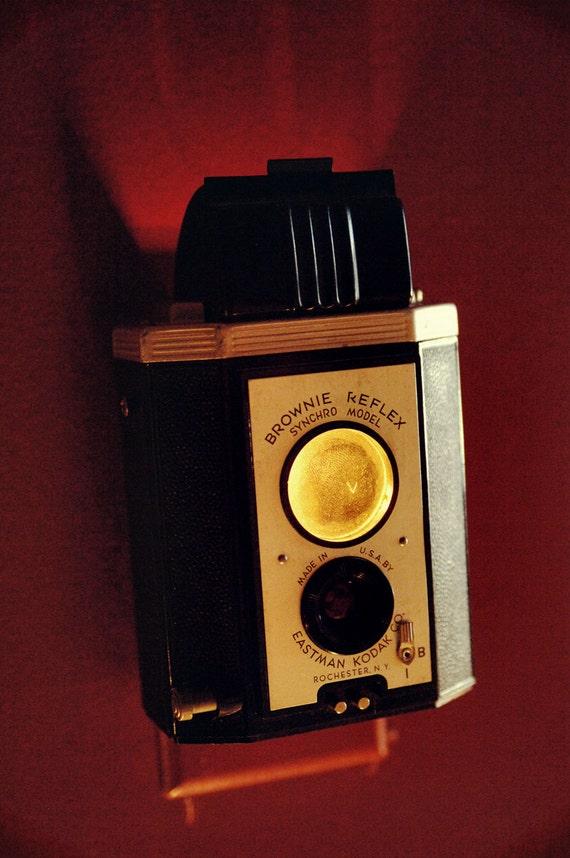 Kodak Brownie Reflex Nightlight