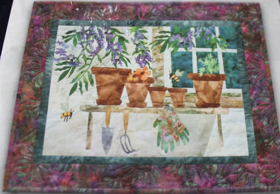 Quilt Blocks Mult-Block Art Quilt Set of Two by Pine Needles Design Inc. Designed by McKenna Ryan