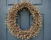 Spring or Summer Wreath, Coastal Wreath