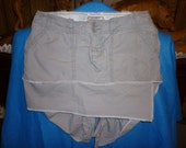 mini mini fishtail skirt..price lowered