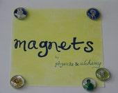Retro Logo Magnets
