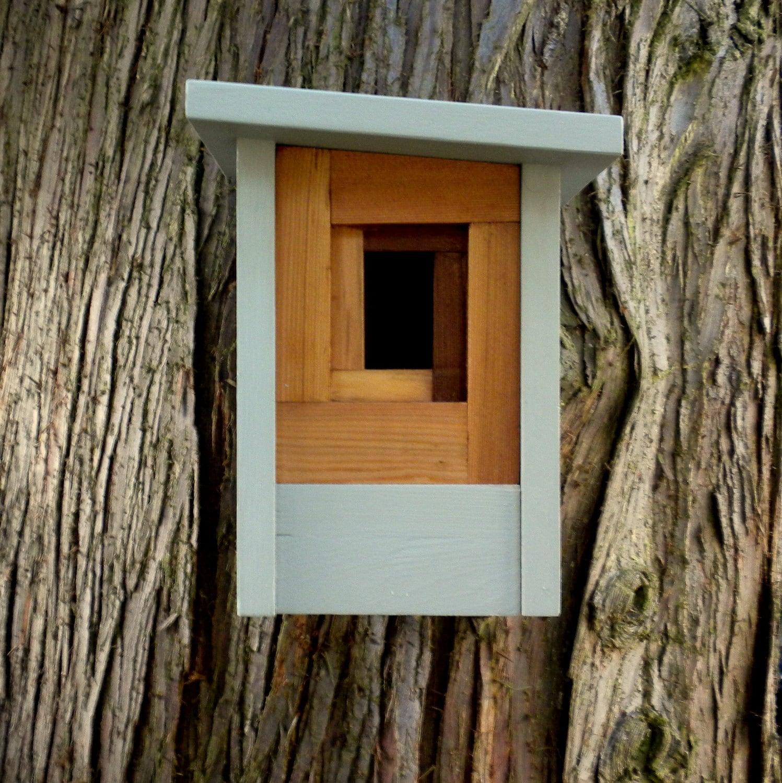 Birdhouse Modern Craftsman The Camera Shutter By Twigandtimber